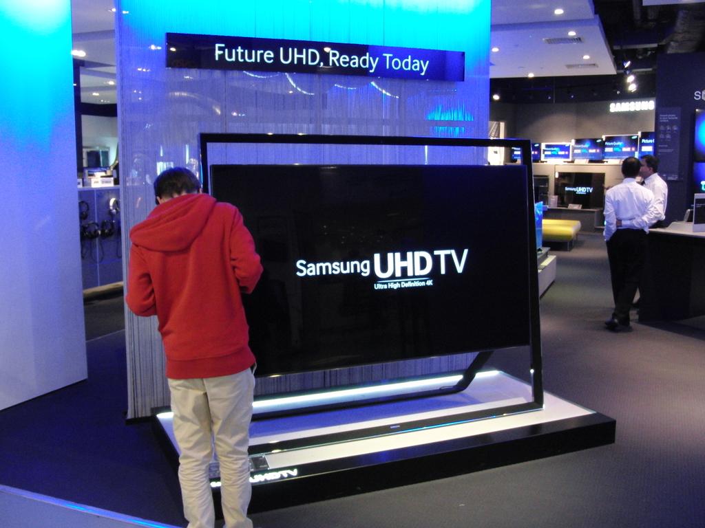 Samsung S9 series TV