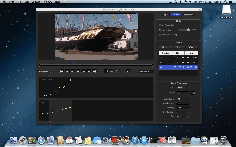 MacBook Air Screenshot